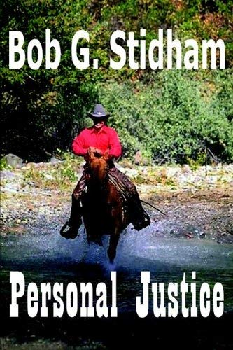 Personal Justice 9780975264553