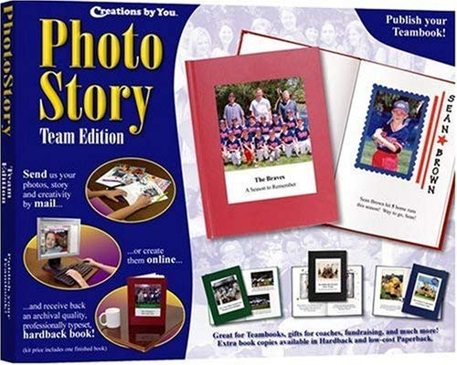 Photostory Team Edition: Publish Your Team's Yearbook! 9780975334638