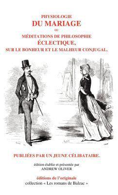 Physiologie Du Mariage 9780973554724