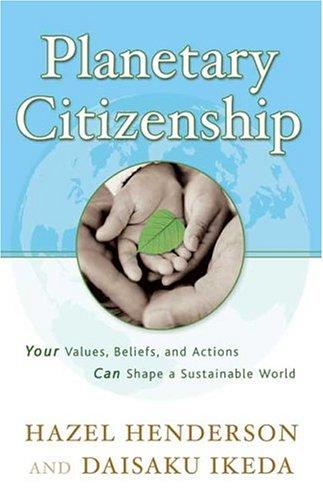 Planetary Citizenship