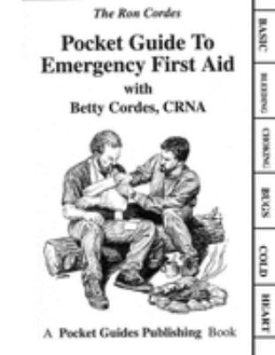 Pocket Guide to Emergency First Aid 9780971100770
