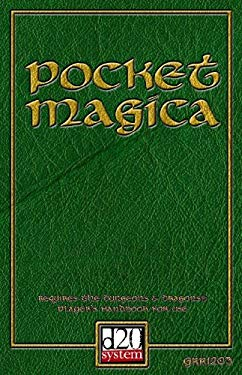 Pocket Magica: D20 System 9780972359986
