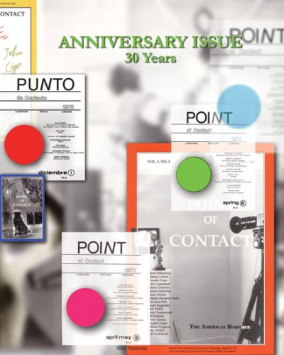 Point Of Contact: Point Of Contact Volume 8 No. 1-2 By Pedro Cuperman