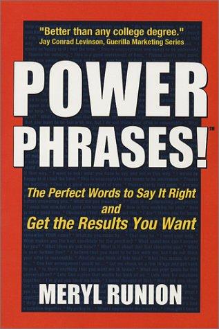 Power Phrases 9780971443723