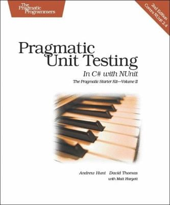 Pragmatic Unit Testing in C# with Nunit 9780977616671