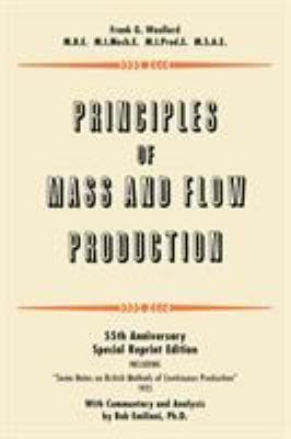 Principles of Mass and Flow Production 9780972259187