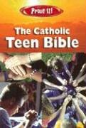 Prove It! Catholic Teen Bible-Nab 9780975353677