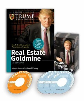 Real Estate Goldmine [With CD-ROM with Workbook and Trump Cards] 9780977421282
