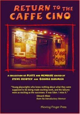 Return to the Caffe Cino 9780977421411