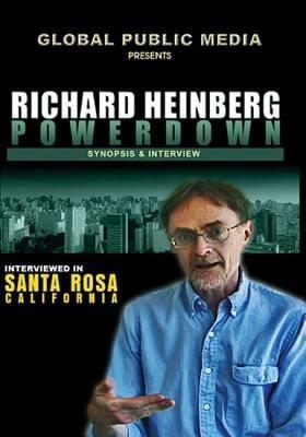 Richard Heinberg: Human Ecologist