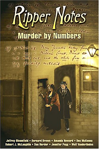 Ripper Notes: Murder by Numbers 9780975912935