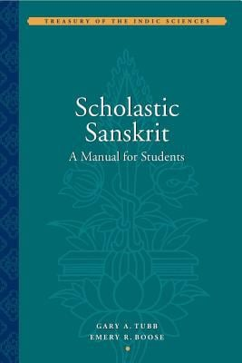 Scholastic Sanskrit: A Handbook for Students 9780975373477