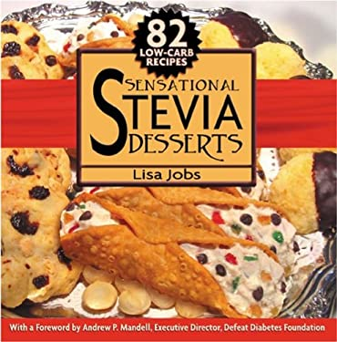 Sensational Stevia Desserts 9780976524540