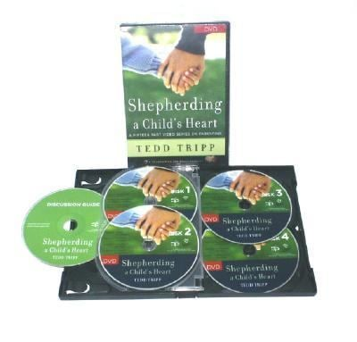 Shepherding a Child's Heart Video DVD 9780976758211