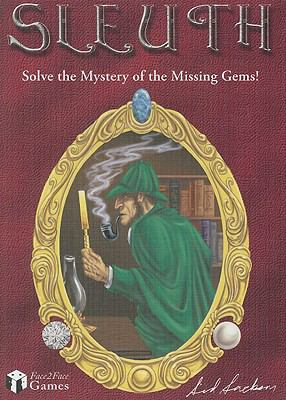 Sleuth: Solve the Mystery of the Missing Gems! 9780972819763