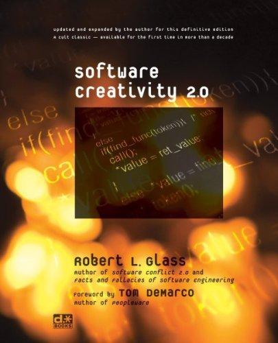 Software Creativity 2.0 9780977213313