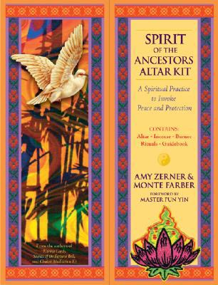 Spirit of the Ancestors Altar Kit: A Spiritual Practice to Invoke Peace and Protection [With Portable Altar, 2 Pk Incense, Incense BurnerWith 48 Page 9780979943331