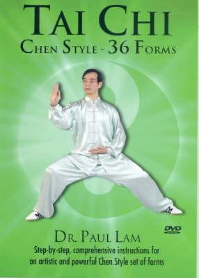 Tai Chi - Chen Style 36 Forms 9780975200377