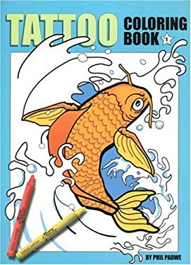 Tattoo Coloring Book 9780977023226