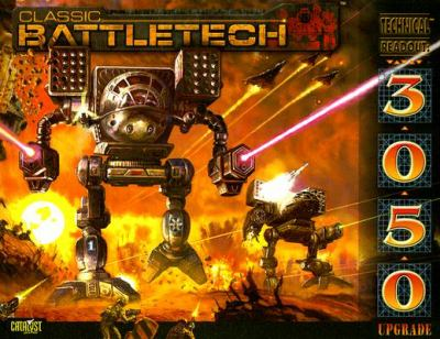 Battletech Technical Readout: 3050 Upgrade 9780979204760