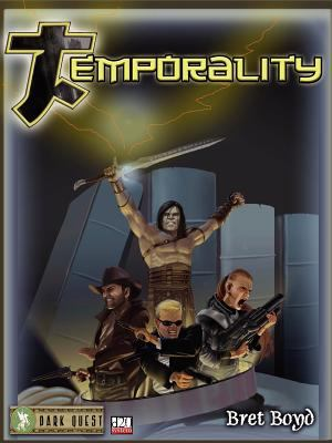 Temporality (a D20 Sourcebook) 9780974664583