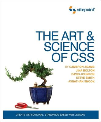 The Art & Science of CSS 9780975841976