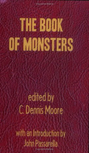 The Book of Monsters 9780974834092