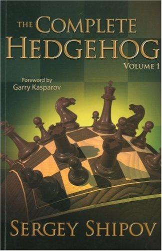 The Complete Hedgehog, Volume 1 9780979148217