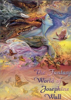 The Fantasy World of Josephine Wall 9780977974948