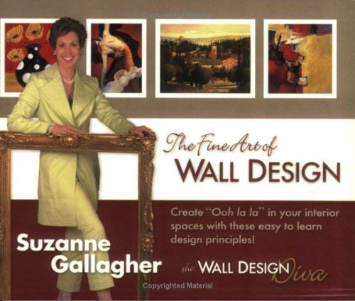 The Fine Art of Wall Design 9780978502904
