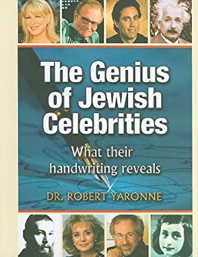 The Genius of Jewish Celebrities: What Their Handwriting Reveals 9780976945208