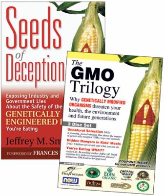 The Gmo Trilogy and Seeds of Deception Set [With CD/DVD]