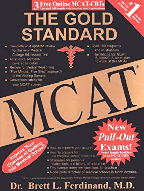 The Gold Standard MCAT 9780978094126