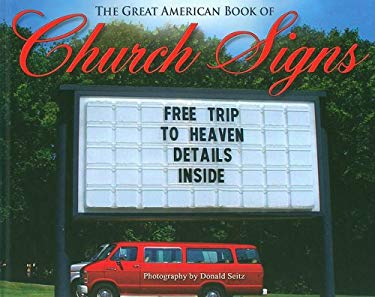 The Great American Book of Church Signs 9780978971519
