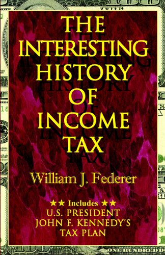 The Interesting History of Income Tax 9780975345504