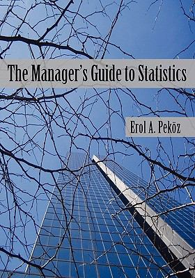 The Manager's Guide to Statistics 9780979570438