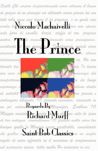 The Prince 9780979698828