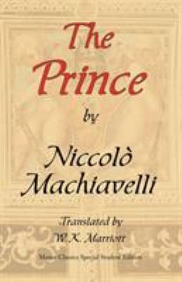 The Prince: Manor Classics Special Student Edition