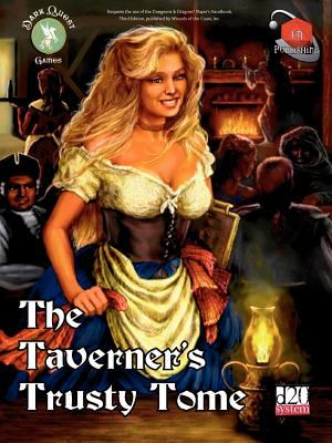 The Taverner's Trusty Tome (D20 System) 9780973281941