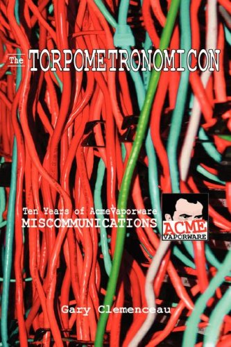 The Torpometronomicon 9780978718800