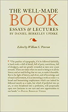 The Well-Made Book: Lectures by Daniel Berkeley Updike 9780971568747