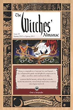 The Witches Almanac, Issue 29 9780977370375