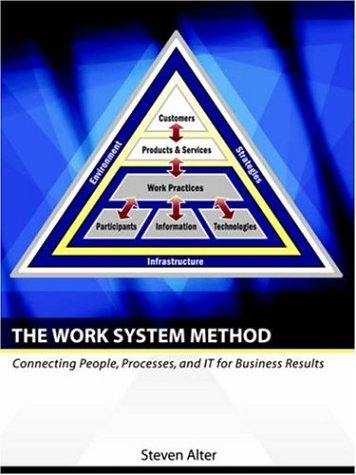 The Work System Method: Connecting People, Processes, and It for Business Results 9780977849703
