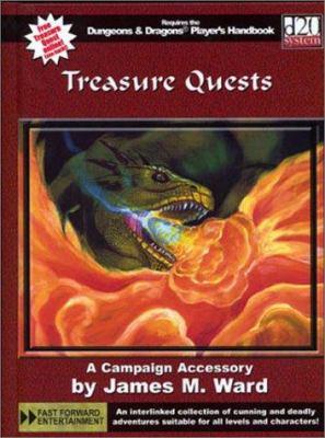 Treasure Quests: A Campaign Accessory 9780971323476