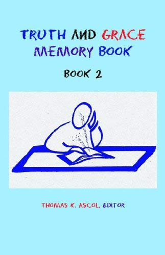 Truth and Grace Memory Book: Book 2 9780970524812