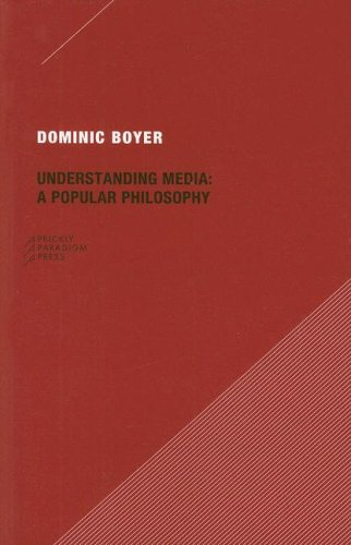 Understanding Media: A Popular Philosophy 9780979405709
