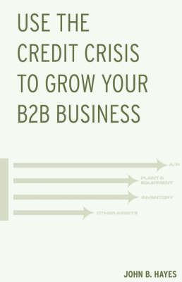 Use the Credit Crisis to Grow Your B2B Business: A Proven Strategy for Enduring Competitive Advantage and Business Growth, Especially in Times of Cris 9780972794213
