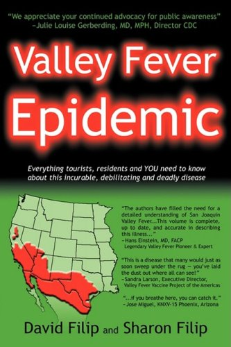 Valley Fever Epidemic 9780979869259