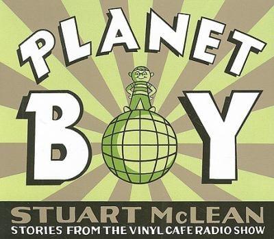 Planet Boy 9780973896534