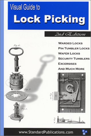 Visual Guide to Lock Picking 9780970978813